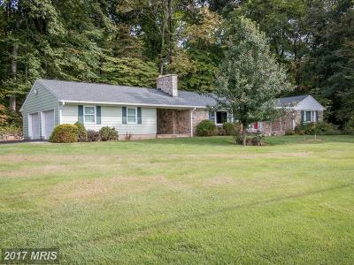 Abingdon Single Family Home For Sale: 1022 Hookers Mill Road