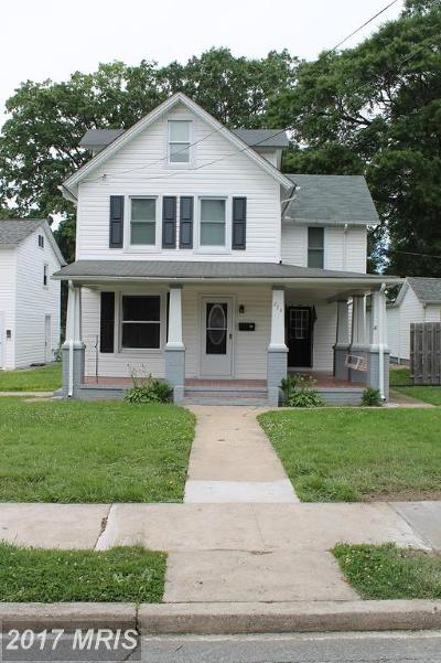 Aberdeen Multi Family Home For Sale: 214 Parke Street