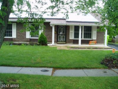 Joppa Single Family Home For Sale: 214 Kearney