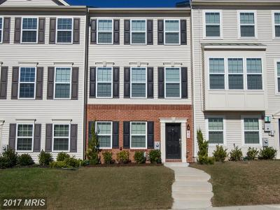 Joppa Townhouse For Sale: 813 Wingsail Court
