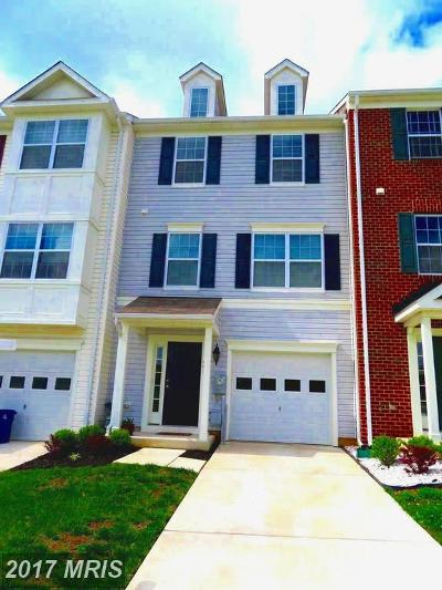 Aberdeen MD Townhouse For Sale: $229,000
