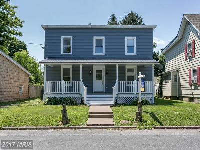 Havre De Grace Single Family Home For Sale: 312 Lafayette Street