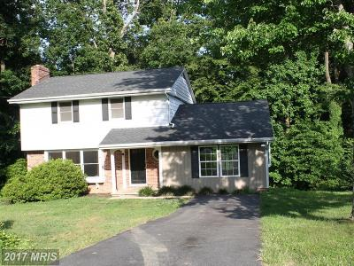 Churchville Single Family Home For Sale: 2611 Palmyra Drive