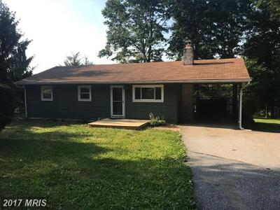 Pylesville Single Family Home For Sale: 2122 Harkins Road