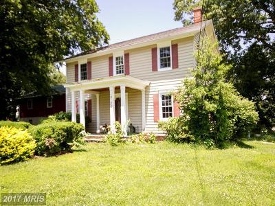 Darlington, Fallston, Forest Hill, Jarrettsville, Pylesville, Street, White Hall, Whiteford Single Family Home For Sale: 2120 Shuresville Road