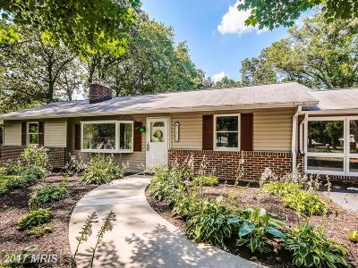Joppa Single Family Home For Sale: 2508 Lincrest Road