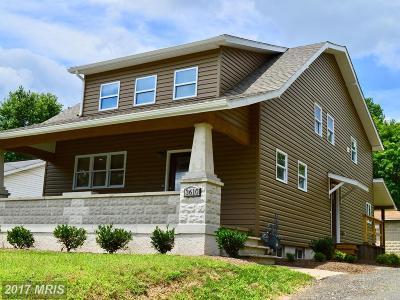 Abingdon Single Family Home For Sale: 3610 Philadelphia Road