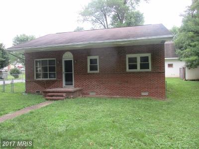 Elkridge Single Family Home For Sale: 6401 Glenmore Avenue