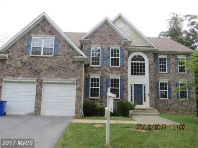 Elkridge Single Family Home For Sale: 6319 Assembly Room Court