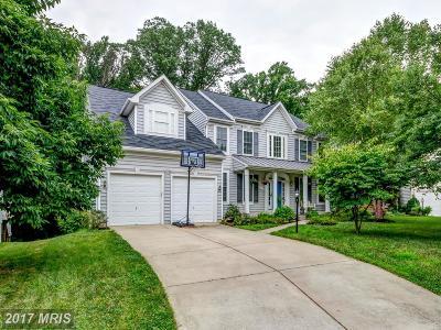 Laurel Single Family Home For Sale: 10177 Deep Skies Drive