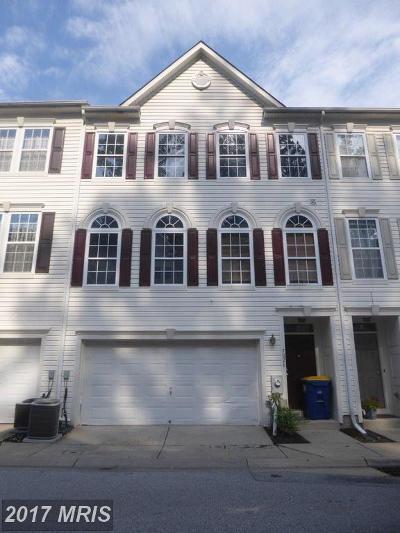 Elkridge Townhouse For Sale: 7026 Water Oak Road #30