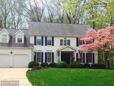 Columbia Single Family Home For Sale: 11756 Morningmist Lane