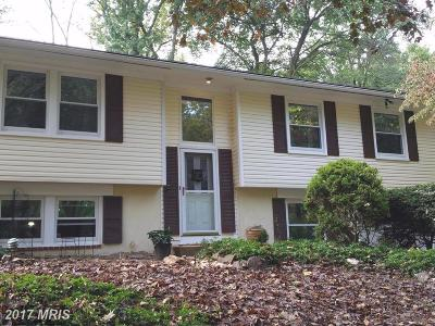 Columbia Single Family Home For Sale: 10649 Faulkner Ridge Circle