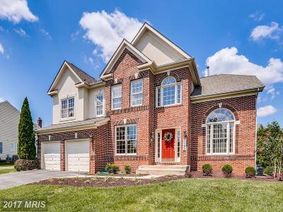 Elkridge Single Family Home For Sale: 7165 Millbury Court