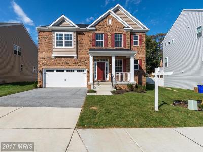 Laurel Single Family Home For Sale: 9882 Deer Run