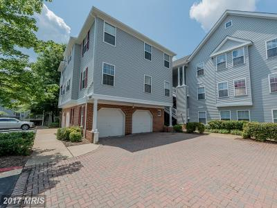 Columbia Single Family Home For Sale: 5804 Wyndham Circle #302