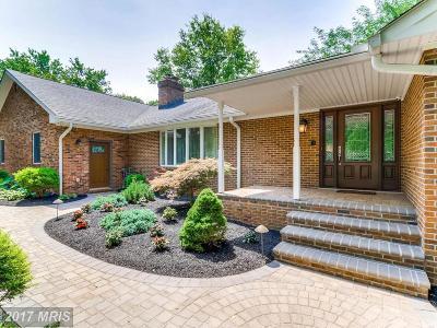 Clarksville Single Family Home For Sale: 5483 Harris Farm Lane