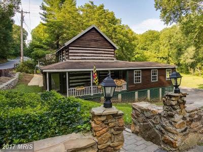 Marriottsville Single Family Home For Sale: 840 Marriottsville Road