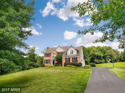 West Friendship Single Family Home For Sale: 2701 Friendship Farm Court