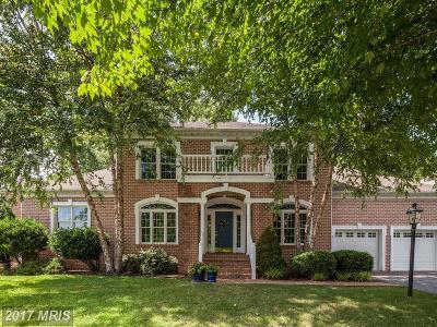 Ellicott City Single Family Home For Sale: 2636 Golf Island Road