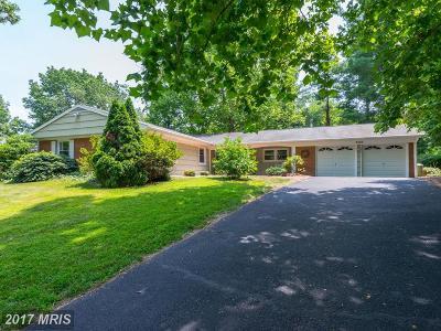 Single Family Home For Sale: 5106 Starsplit Lane