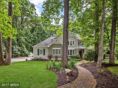 Sykesville Single Family Home For Sale: 939 High Stepper Trail