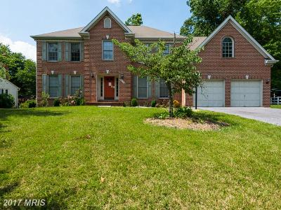 Laurel Single Family Home For Sale: 8820 Doves Fly Way