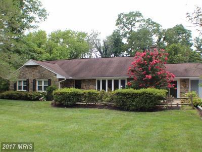 Ellicott City Single Family Home For Sale: 2970 Saint Johns Lane