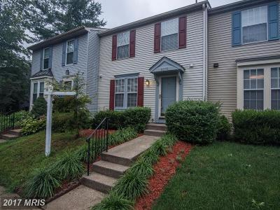 Columbia Townhouse For Sale: 8370 Tamar Drive