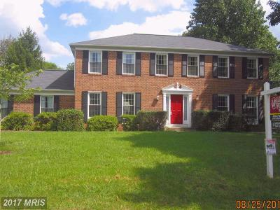 Single Family Home For Sale: 11600 Wave Lap Way