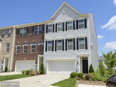Columbia Townhouse For Sale: 6789 Green Mill Way