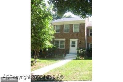 Columbia Townhouse For Sale: 5719 Sweetwind Place