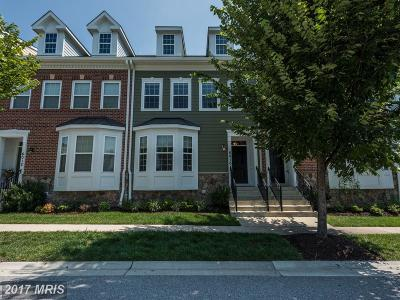 Ellicott City Townhouse For Sale: 6010 Logans Way