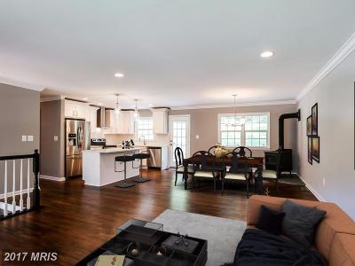 Ellicott City Single Family Home For Sale: 8541 High Ridge Road