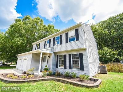 Elkridge Single Family Home For Sale: 8118 Forever Green Court