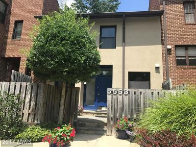 Columbia Townhouse For Sale: 5553 Vantage Point Road #24