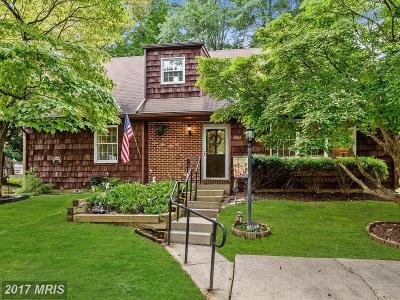 Single Family Home For Sale: 6983 Bendbough Court