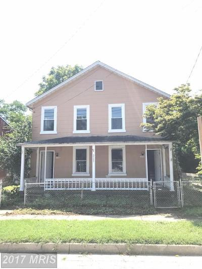 Elkridge Multi Family Home For Sale: 5757 Main Street