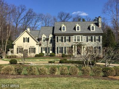 Woodbine Single Family Home For Sale: Jennings Chapel Road