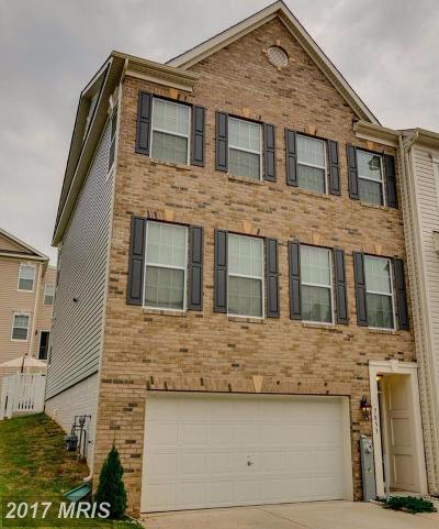 Columbia Townhouse For Sale: 7853 River Rock Way