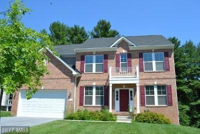 Ellicott City Single Family Home For Sale: 3316 Debra Court