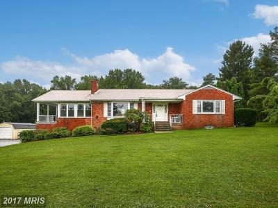 Mount Airy Single Family Home For Sale: 639 Lakeview Drive
