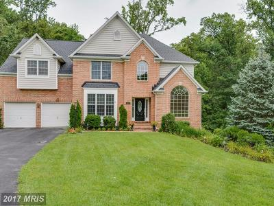 Elkridge Single Family Home For Sale: 7317 Wood Rush Court
