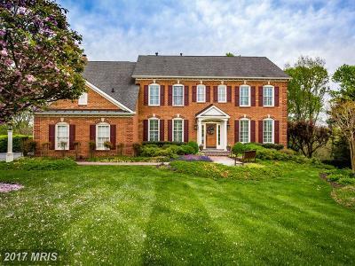 Ellicott City Single Family Home For Sale: 11024 Hidden Fox Court