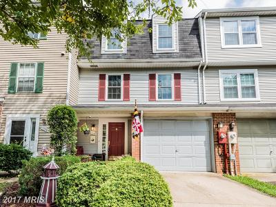 Columbia Townhouse For Sale: 11748 Lone Tree Court