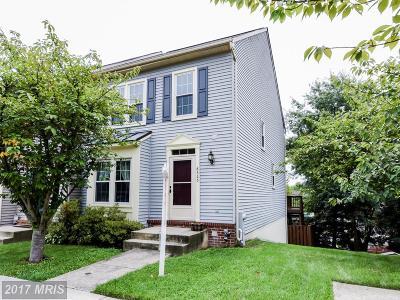Elkridge Townhouse For Sale: 6323 Troy Court
