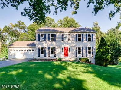 Ellicott City Single Family Home For Sale: 8510 Rosecroft Terrace