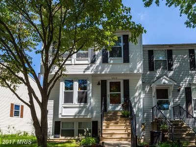 Columbia Townhouse For Sale: 9412 Granite Hill Road