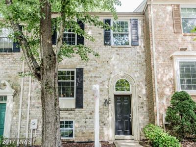 Columbia Townhouse For Sale: 11890 New Country Lane