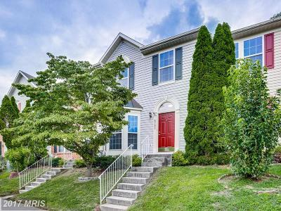 Ellicott City MD Townhouse For Sale: $369,900